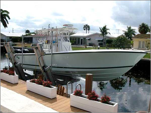Morrison Contractors Boat Lift Gallery Photo-5
