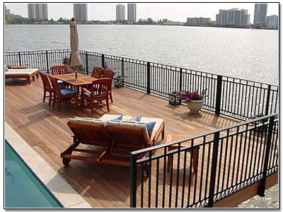 Pompano Beach Florida Deck Construction Contractor