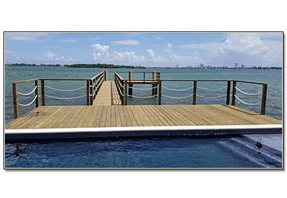 Miami Florida Boat Dock Construction Contractor